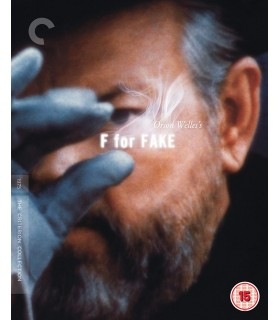 F For Fake (1973) Blu-ray 30.7.