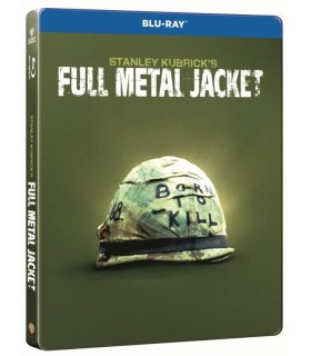 Full Metal Jacket (1987) Steelbook (Blu-ray) 9.7.
