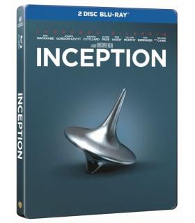 Inception (2010) Steelbook (Blu-ray) 9.7.