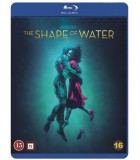 The Shape of Water (2017) Blu-ray