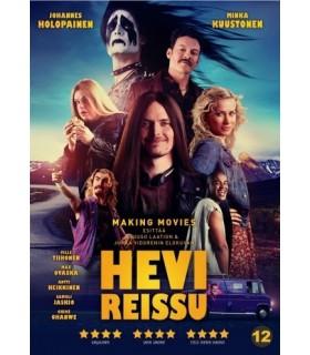 Hevi reissu (2018) DVD 16.7.