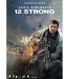 12 Strong (2018) DVD