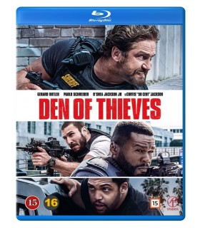 More about Den of Thieves (2018) Blu-ray