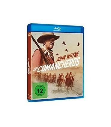 Comancheros (1961) Blu-ray