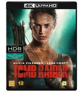 Tomb Raider (2018) (4K UHD + Blu-ray) - Heinäkuu