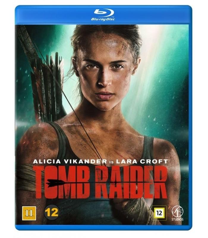 Tomb Raider (2018) Blu-ray - Heinäkuu