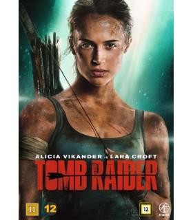 Tomb Raider (2018) DVD - Heinäkuu
