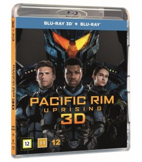 Pacific Rim: Uprising (2018) (3D + 2D Blu-ray)