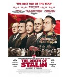 The Death of Stalin (2017) DVD