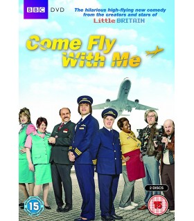 Come Fly with Me (2010-) (2 DVD)