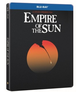Empire of the Sun (1987) Steelbook (Blu-ray) 6.8.