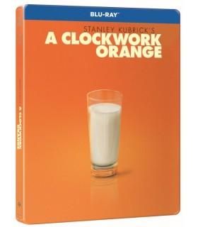 Clockwork Orange (1971) Steelbook (Bluray)