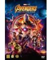 Avengers: Infinity War (2018) DVD