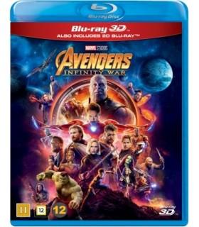 Avengers: Infinity War (2018) (3D + 2D Blu-ray) 31.8.