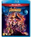 Avengers: Infinity War (2018) (3D + 2D Blu-ray)