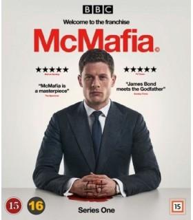 McMafia - Season 1. (2018– ) (2 Blu-ray) 28.2.