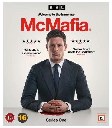 McMafia - Season 1. (2018– ) (2 Blu-ray)