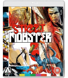 Street Mobster (1972) Blu-ray 8.8.