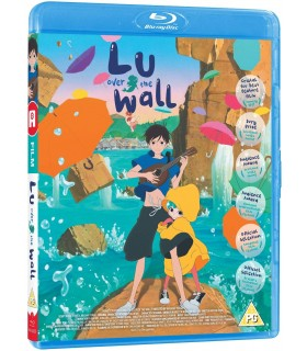 Lu Over the Wall (2017) Blu-ray 27.6.