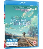 Place Promised in Our Early Days (2004) / Voices of a Distant Star (2002) Blu-ray