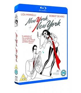 New York, New York (1977) Blu-ray