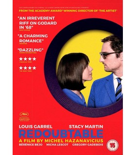 Le Redoutable (2017) DVD