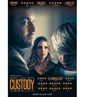 Custody (2017) DVD