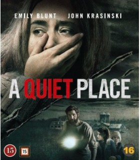 A Quiet Place (2018) Blu-ray 20.8.
