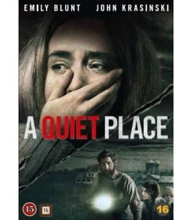 A Quiet Place (2018) DVD 20.8.