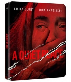 A Quiet Place (2018) Steelbook (Blu-ray) 20.8.