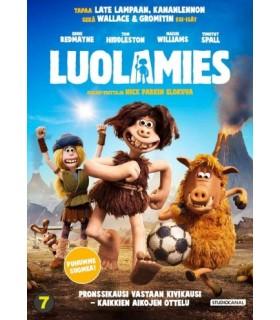 Luolamies (2018) DVD