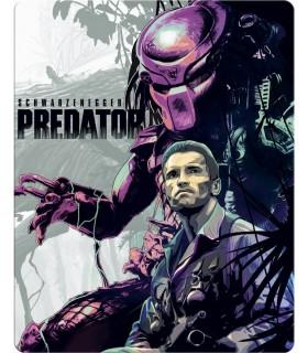 Predator (1987) Steelbook (Blu-ray) 20.8.