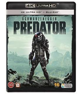 Predator (1987) (4K UHD + Blu-ray) 20.8.