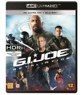 G.I. Joe: Retaliation (2013) Blu-ray 20.8.