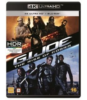 G.I. Joe: The Rise of Cobra (2009) (4K UHD + Blu-ray) 20.8.
