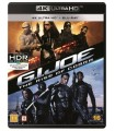 G.I. Joe: The Rise of Cobra (2009) (4K UHD + Blu-ray)