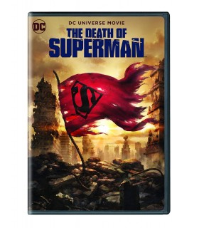 The Death of Superman (2018) DVD