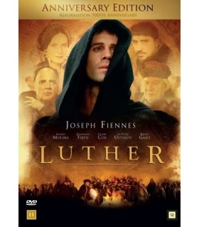 Luther (2003) DVD