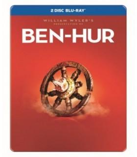 Ben-Hur (1959) Steelbook (2 Blu-ray) 3.9.