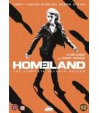 Homeland - Season 7. (3 Blu-ray)