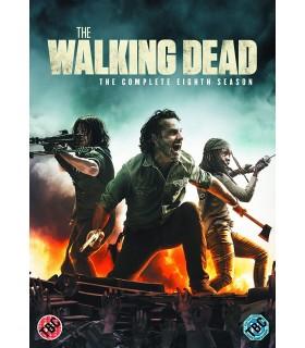 The Walking Dead - kausi 8. (6 DVD) 24.9.