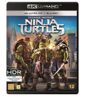 Teenage Mutant Ninja Turtles (2014) (4K UHD + Blu-ray)