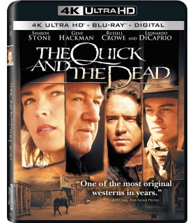The Quick and the Dead (1995) (4K UHD + Blu-ray)