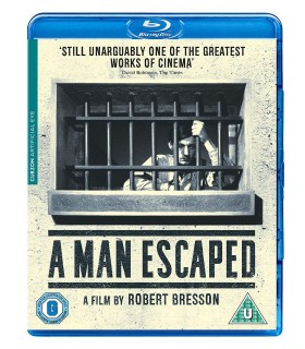 A Man Escaped (1956) Blu-ray 22.8.