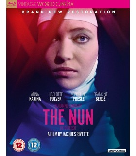 The Nun (1966) Blu-ray 19.9.