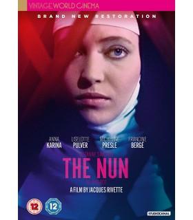 The Nun (1966) DVD 19.9.