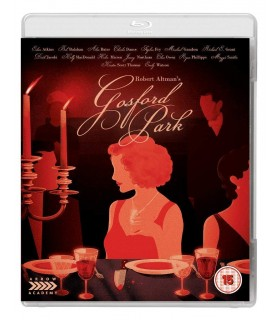 Gosford Park (2001) Blu-ray 26.11.