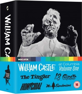 William Castle at Columbia - Volume One (1959 - 1961) (4 Blu-ray) 24.10.
