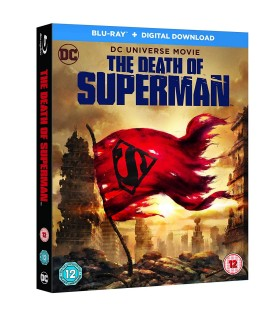 The Death of Superman (2018) Blu-ray