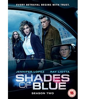 Shades of Blue - Season 2. (2016-) (4 DVD)